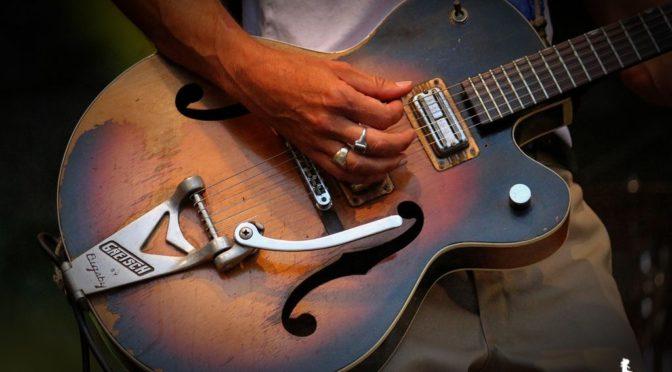 Kieler Woche 2016 – Gitarren
