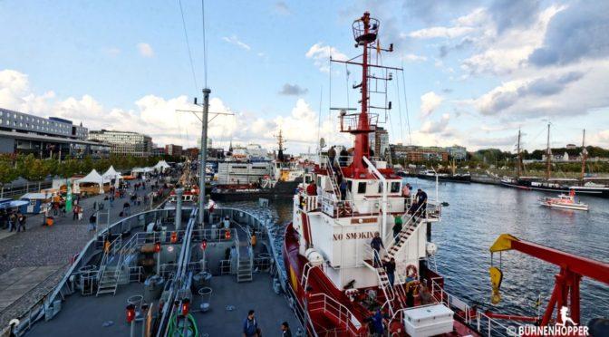 35. Deutscher Schifffahrtstag in Kiel